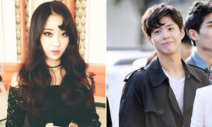 Sao nam Hàn đua nhau để tóc mái nửa trái tim giống idol nữ