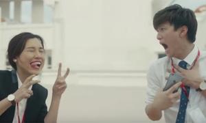 Hoàng Oanh - Huỳnh Anh cùng đóng phim tình 'chị - em'