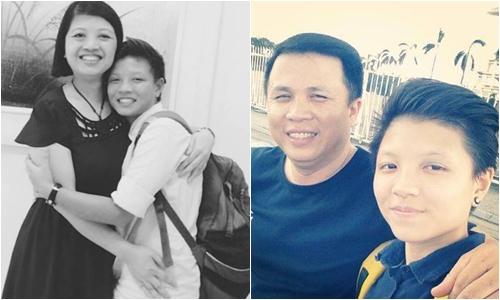 Việc come out nhận được sự ủng hộ từ gia đình là niềm hạnh phúc lớn lao mà Trần Anh đang có.