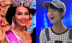 Hoa hậu Chuyển giới Việt 2015 từng giành vé vàng Vietnam Idol