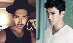 Nhan sắc thay đổi của sao Hàn trước và sau khi cạo râu