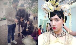 Sao Việt 27/12: Trấn Thành đòi đọ sắc với Phạm Hương, Issac ăn vặt vỉa hè