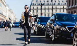 Stylist và fashionista Việt thể hiện cá tính thời trang