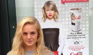 Cuộc sống phiền toái của cô em họ trùng tên với Taylor Swift