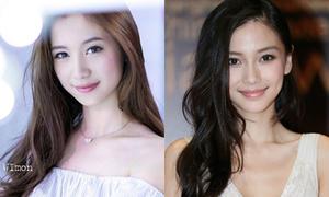 Hot girl Jun Vũ được báo Trung Quốc ví như Angelababy