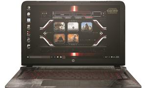 Thế giới Star Wars trong chiếc laptop đặc biệt của HP