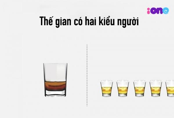 """Có những người uống một ly đã say xỉn, nhưng cũng có nhiều người tửu lượng """"vô đối""""."""