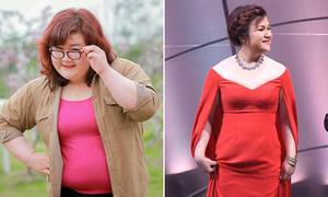 'Hot girl trăm ký' Thủy Tiên sau khi giảm 40kg trong 3 tháng