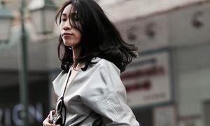 NTK Việt có xì tai phóng khoáng như fashionista ngoại