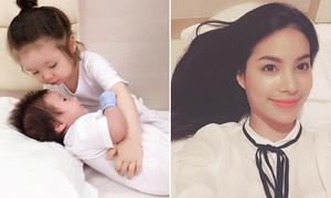 Sao Việt 6/1: Elly Trần úp mở sinh bé trai, Phạm Hương hí hửng vì tăng cân