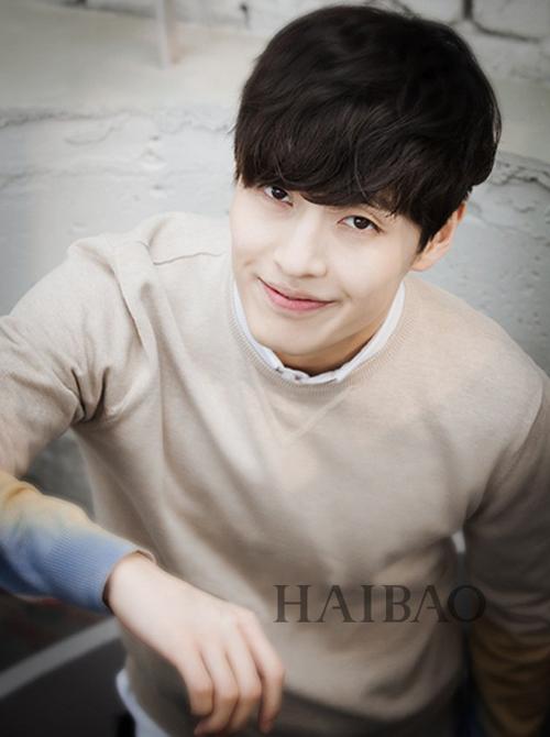 Kang Ha Neul đóng Wang Wook, hoàng tử thứ tám, tương đương với nhân vật   Bát a ca của Trịnh Gia Dĩnh.