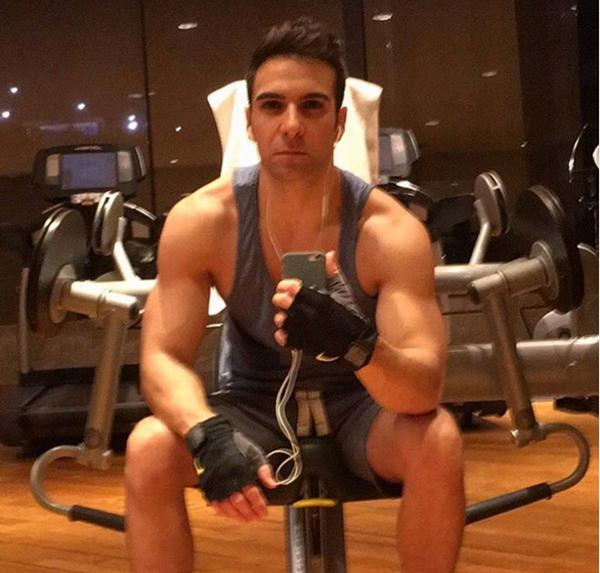 Selfie trong phòng gym: Bây giờ, tập gym không còn là trào lưu quá hot để bạn luôn check-in mình