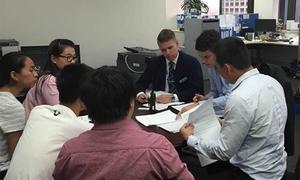 Số tiền du học sinh Việt bị lừa mua vé máy bay lên đến 8 tỷ đồng