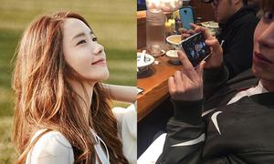 Sao Hàn 8/1: Yoon Ah xinh như thiên thần, Kang In 'tố' Lee Teuk sống ảo