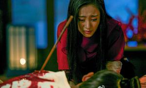 'Thái tử phi thăng chức ký' hé lộ cảnh phim đầy nước mắt