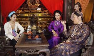 DJ Trang Moon đóng phim hài Tết theo mốt 'xuyên không'