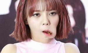 Loạt mỹ nhân Hàn ham ăn bất chấp hình tượng