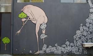 20 bức họa bảo vệ môi trường gây ám ảnh trên đường phố