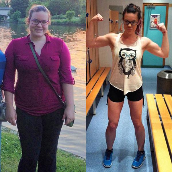 Những hình ảnh thay đổi ngoại hình 180 độ nhờ giảm cân này đã truyền cảm   hứng cho không ít người đang có vấn đề cân nặng.