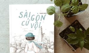 5 độc giả nhận cuốn 'Sài Gòn cứ vội'