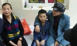 Sơn Tùng M-TP tới thăm fan nhí 10 tuổi mắc bệnh ung thư
