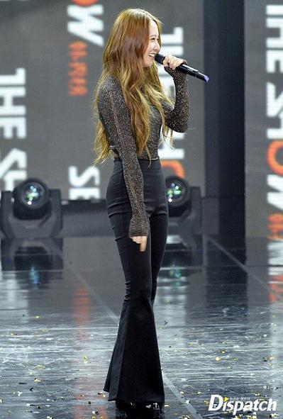 Và tại SBS MTV The Show