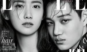 Se Hun - Irene, Kai - Yoon Ah khiến fan ngơ ngẩn khi kết đôi