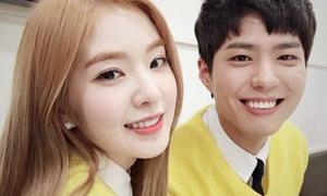 Fan thích Park Bo Gum kết đôi với Irene hơn Hyeri
