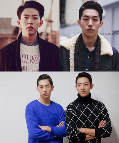 Jung Shin (CNBLUE) và Nam Joo Hyuk không chỉ giống nhau ở khuôn mặt   mà chiều cao cũng ngang ngửa. Cả hai cũng có mối quan hệ thân thiết ngoài   đời. Khi mặc đồ và để tóc giống nhau, Jung Shin và Joo Hyuk trông như một   cặp song sinh.