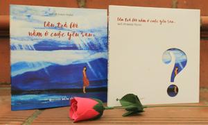 Tặng độc giả 5 cuốn thơ 'Câu trả lời nằm ở cuộc yêu sau'