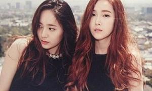 4 cặp chị em Kpop đọ sắc khi chụp ảnh đôi trên tạp chí