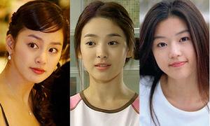 Nhan sắc thách thức thời gian của 6 'nữ thần' xứ Hàn