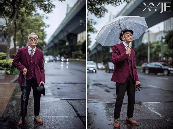 Khi đăng loạt ảnh lên Weibo, nhiếp ảnh gia đã nhận được một cơn mưa lời khen, đặc biệt là ở