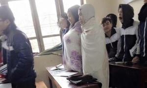 Các style quấn chăn đến lớp bá đạo tại Hà Nội