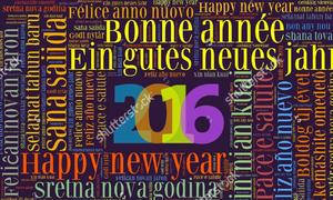 Nói 'Chúc mừng năm mới' bằng 31 thứ tiếng