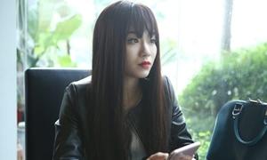 Linh Miu bức xúc trước đồn thổi ở nhà thuê 5 triệu/tháng