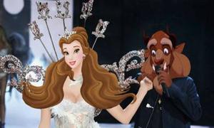Khi công chúa, hoàng tử Disney làm siêu mẫu