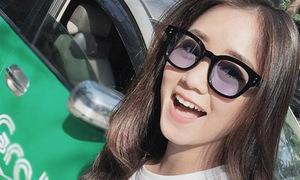 Mốt kính râm màu trong Hàn Quốc sốt không kém kính mặt gương