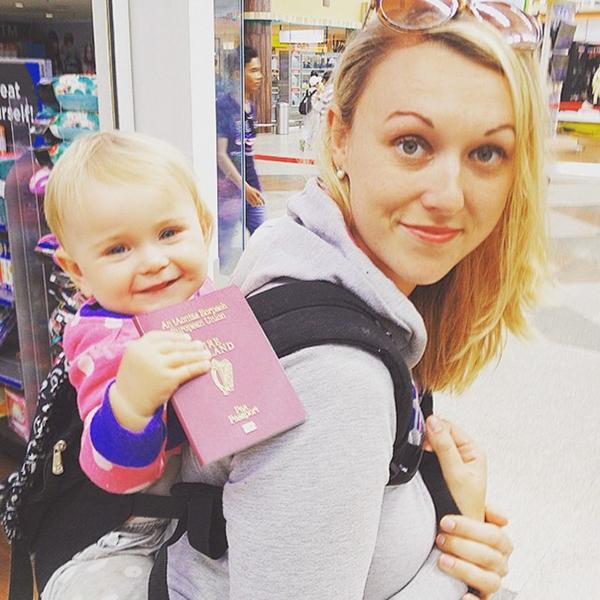 Khi Karen Edwards, 31 tuổi cùng chồng mình là Shaun Bayes quyết định du lịch vòng quanh