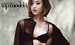 Đại diện Việt Nam ở Asia's Next Top Model bị chê đùi to, chân ngắn