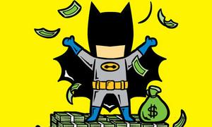 Nghề tay trái của các siêu anh hùng khi thất nghiệp