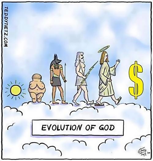 """Tín ngưỡng cũng thay đổi theo thời gian và hiện tại """"tôn giáo"""" được nhiều người"""