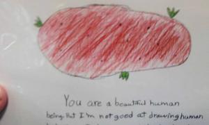 Thiệp tỏ tình Valentine của trẻ em khiến người lớn cười mếu