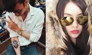 Sao Việt 17/2: Soobin khoe hình xăm khỉ, Quế Vân đắt show sau scandal