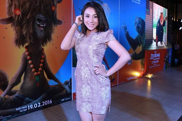 Miko Lan Trinh cũng tham gia lồng tiếng trong phim.