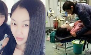 Cô gái Trung Quốc tử vong khi cắt mí, nâng ngực