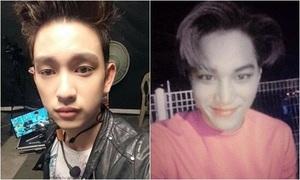 Loạt ảnh selfie 'thà không đăng tốt hơn' của sao Hàn