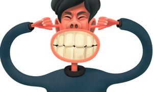 Cách trị tật nghiến răng khi ngủ