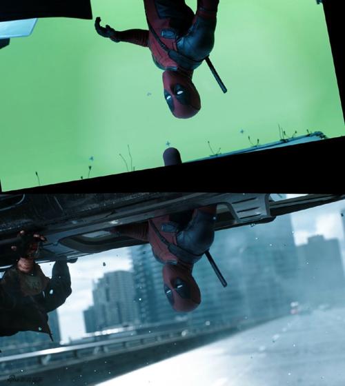 Tài tử Ryan Reynolds diễn xuất tròn trịa trong vai diễn siêu nhân gần như ăn mặc kín mít trong hai phần ba thời lượng phim.