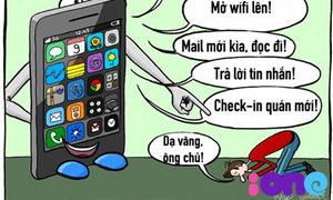 Bạn là chủ của smartphone hay ngược lại?